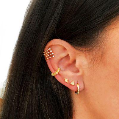 Piercing Egipto Gold