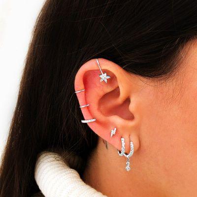 Piercing helix de plata