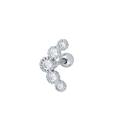 piercing helix oreja